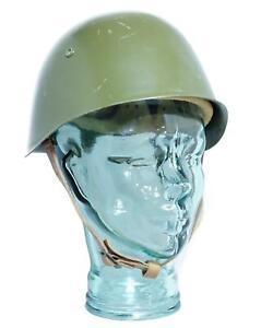 BULGARIAN/CZ military army surplus steel combat helmet M72