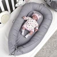 Baby Nest Bed Babynest Sleeper Pod Newborn Snuggle Crib Toddler Cot Sleepyhead