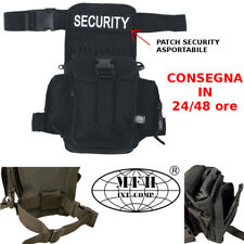 MARSUPIO COSCIALE Multi Pack Security Incursore militare Forze dell'Ordine MFH