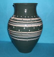 Vera Tollow Studio Pottery - Good Looking Vintage Large Decorative Vase (M.Mark)