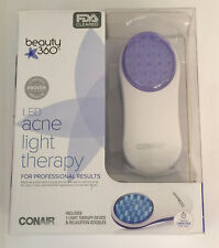 Conair beauty 360 LED Acne Light Therapy - SEALED