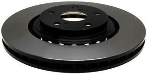 Disc Brake Rotor-Non-Coated Front ACDelco Advantage 18A2561A