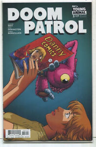 "Doom Patrol #3 NM  DC""s Young Animal Comics CBX7A"