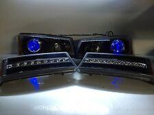 2003-2006 Chevy Silverado Custom retrofit headlights