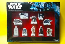 FEVES COFFRET COLLECTOR   STAR WARS   SERIE COMPLETE