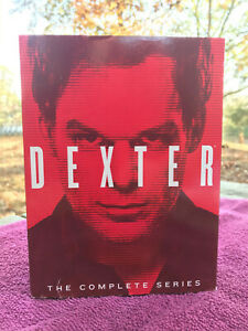 Dexter The Complete Collection 32 Disc DVD Set (2018)