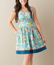 New MATILDA JANE Size M Good Hart FROM THE GARDEN Fifties Style DRESS A1386