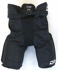 New DR HP5.2N ice hockey goalie goal pants youth size large black yth