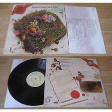 MANFRED MANN'S EARTH BAND - The Good Earth LP Psych Prog W/Innersleeve 74'