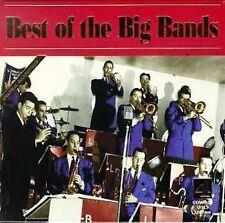Best of the Big Bands 4 CD Set Miller Goodman Shaw Dorsey Brown Hampton NEW cds