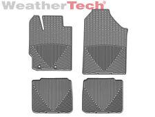 WeatherTech All-Weather Floor Mats for Toyota Yaris - 2012-2015 - Grey