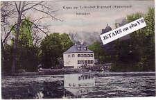 c.1918 DIERDORF, GERMANY, HEALTH RESORT SPA POSTCARD #1