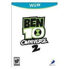 Ben 10: Omniverse 2 (Nintendo Wii U, 2013) - DISC ONLY