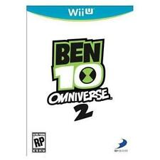 BEN 10 OMNIVERSE 2: WII U, Acceptable nintendo_wii_u, Nintendo Wii U Video Games