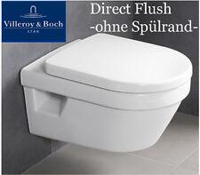 Villeroy & Boch Omnia Architectura spülrandlos DirectFlush m. WC-Sitz , weiß