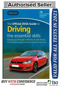 Official DSA Guide to Driving Manual Book The Essential Skills DVLA DSA 2021*ES