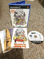 Grand Theft Auto 3 (GTA) - Sony PS2 Game - With MANUAL & MAP! - FAST & FREE P&P!