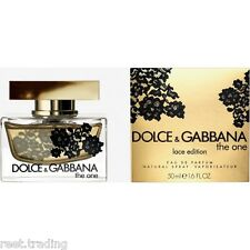 The One by Dolce & Gabbana 1.6 oz (50ml) EDP spray for Women Lace edition Seal