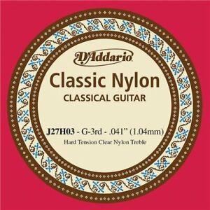 D'Addario Custom Singles: Pro-Arte / Classic Nylon for Classical Guitar