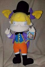 nwt ANGELICA rugrats PLUSH doll TOY nickelodeon CIRCUS ringmaster 2004 04 nanco