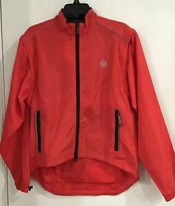 Canari Wind Shear Lightweight Comfort Converts Jacket / Vest Men Size S Red NWT