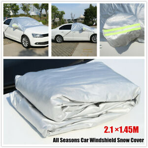 Car Windshield Cover Protection Winter Snow Ice Rain Dust Frost Guard Sun Shade