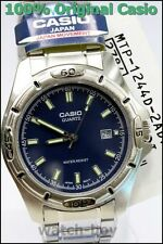 Casio Polished 30 m (3 ATM) Wristwatches