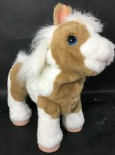 FurReal FRIENDS BABY BUTTERSCOTCH MY MAGICAL SHOW PONY INTERACTIVE PLUSH