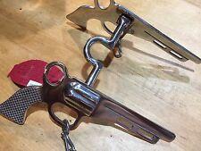 NEW Horse Stainless Steel Pistol Shank gun curb horse bit