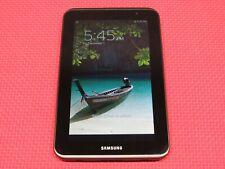 "Samsung Galaxy Tab 2 GT-P3113TS 8GB Wi-Fi 7"" Black Android Tablet *Working*"