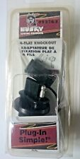 Husky 13102 4-Flat Knockout Adapter New In Pkg RV Camper Boat Trailer