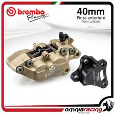 Brembo Kit Pinza Sx Int. 40mm Firgiata P4 30/34+Staffa Kawasaki Ninja 250/300