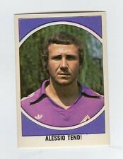 figurina CALCIO LAMPO 1980 FLASH NUMERO 107 FIORENTINA TENDI