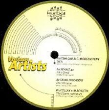 Various Kurbel - Techno Ep VG+ Kurbel010 Vinyl 1998 Record 1st