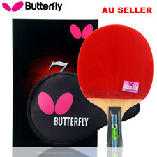 Butterfly TBC701 Penhold Short Handle Table Tennis Ping Pong Racket Paddle Bat