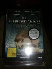 THE STEPFORD WIVES - DVD -SILVER ANNIVERSARY EDITION - NEW & SEALED!!