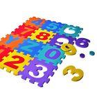 Mini Foam Alphabet Letters Numbers Soft Floor Baby Mat 3D Puzzle Toys For Kids