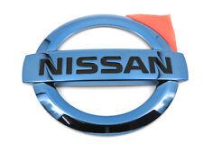 Insignia Trasero Nissan genuino nuevo arranque Emblema Logotipo Para Leaf Hatchback 2010+ Electric