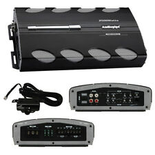 NEW AUDIOPIPE AQX360.4 4 CHANNEL 2500 WATT CAR AUDIO AMPLIFIER 4CH 2500W AMP