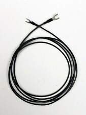 5' Turntable Ground Wire for Dual (and other) Turntables / Record Changers.
