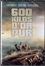 600 kilos dor pur  - In Gold We Trust  (DVD, 2011) Clovis Cornillac  BRAND NEW