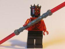 Lego Star Wars Custom Lightsaber Darth Maul (1 HILT ONLY)
