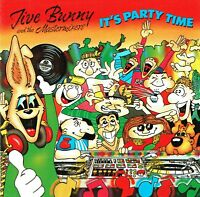 (CD) Jive Bunny And The Mastermixers - It's Party Time -  Can Can You Party,u.a.