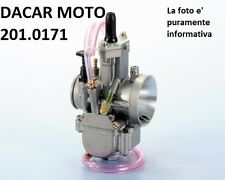201.0171 CARBURATORE D.34 POLINI GILERA  ICE 50 - RUNNER 50 - SP - POGGIALI