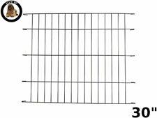 Ellie-Bo Black Divider for 30 inch Medium Dog Crate Cage