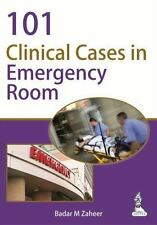 New - 101 Clinical Cases in Emergency Room 1st Edition