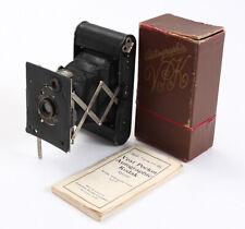 KODAK VEST POCKET AUTOGRAPHIC SPECIAL 87/7.7 K.A., BOXED, AS-IS/cks/201126
