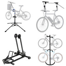 Multiple Choices Bike Stand Cycle Gravity Bicycle Rack Storage Adjustable Height