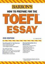 How to Prepare for the TOEFL Essay (Barron's Writing for the TOEFL), Lougheed, L