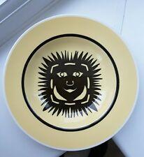 "Royal  Copenhagen  1950""s aluminia fiance silhouette  bowl by Nils Thorsson"